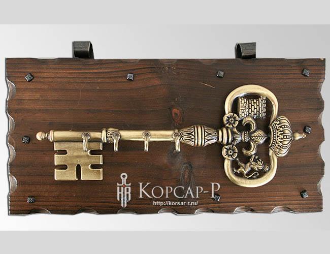 Ключница - оригинальное украшение прихожей - Журнал для женщин обо всем
